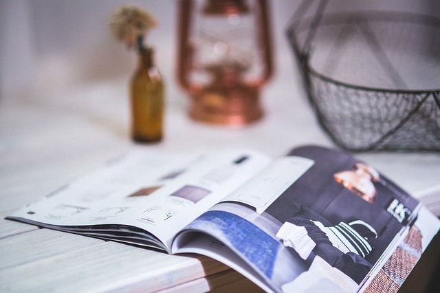 What is bleed in print design? The art in this magazine bleeds off the edges. Learn more.