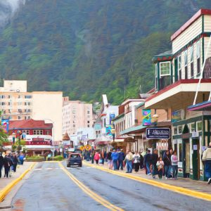 Custom outdoor sign printing in Juneau Alaska