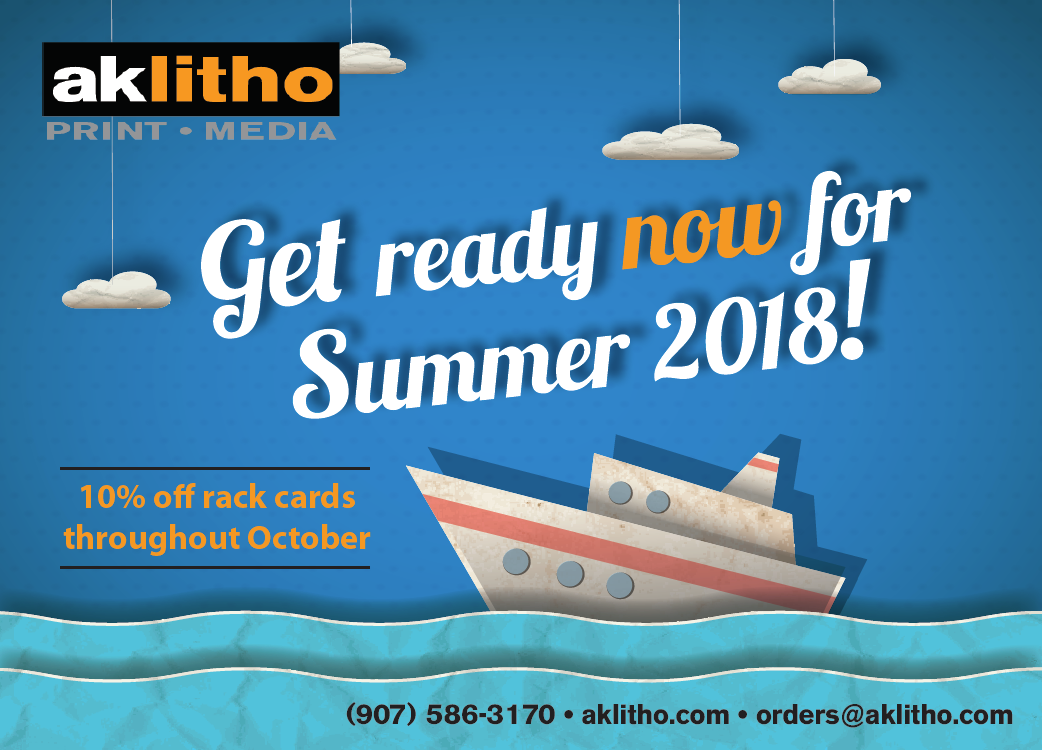 Get ready now for Summer 2018!