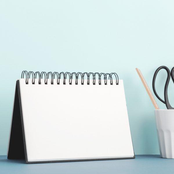 Personalized Desktop Photo Calendar
