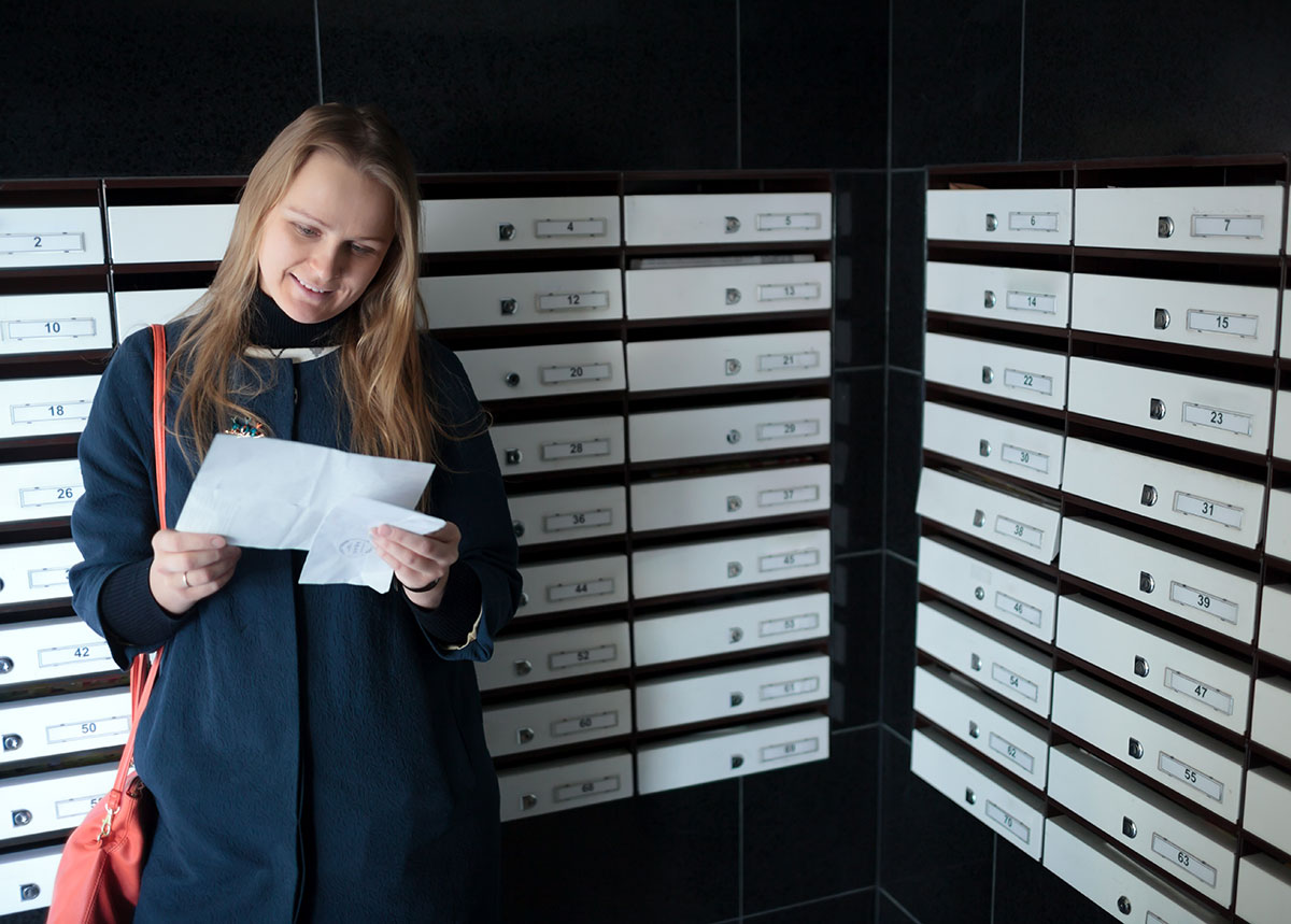 80% of consumers are engaged in the mail they receive