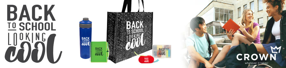 Branded back to school promo products