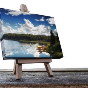 Canvas prints for less