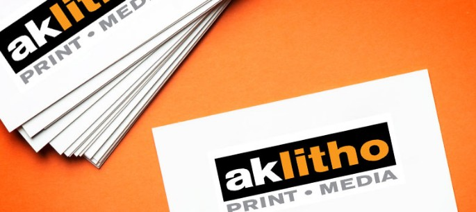 Print business cards in Juneau at Alaska Litho