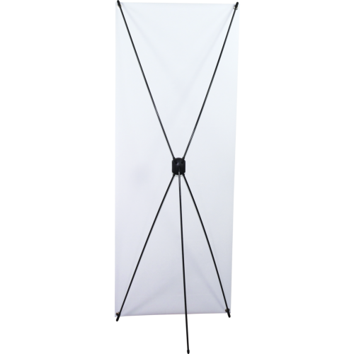 X-Tend 3 Spring Back Banner and stand